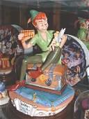 "215: Laurenz ""Peter Pan and Tink"" figurine"
