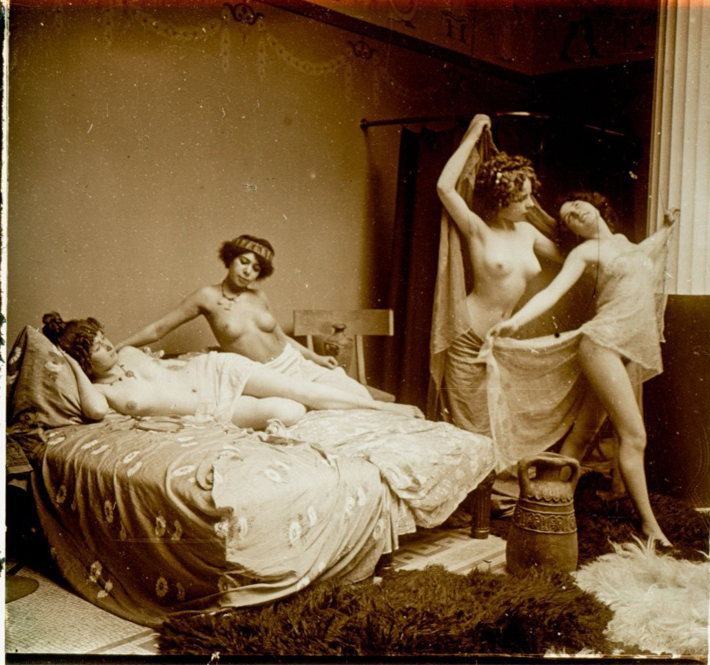 1 slide, Jules Richard French Nudes #87669