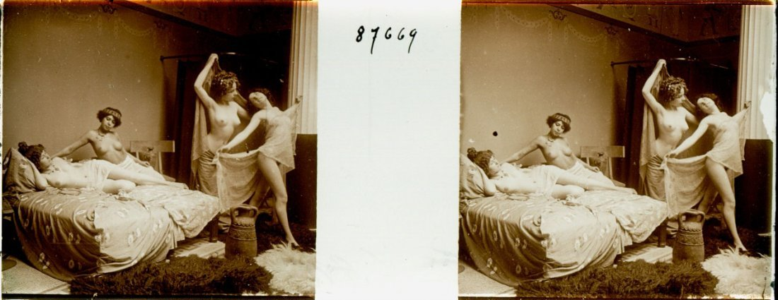 1 slide, Jules Richard French Nudes #87669 - 2