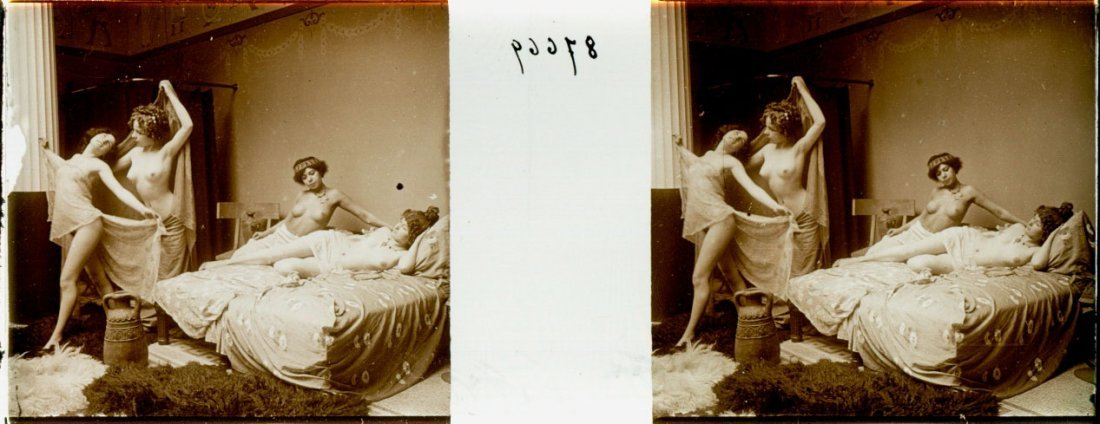 1 slide, Jules Richard French Nudes #87669 - 3