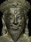Large Bronze Shiva