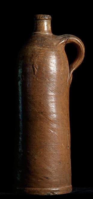 Early Thai or other SE Asian pottery vessel.