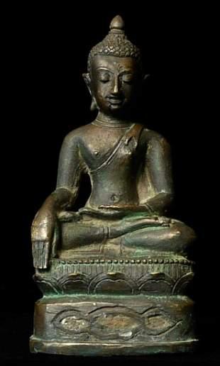 16thC Northern Thai Buddha