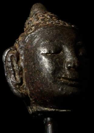 earliest of SE Asian Buddhas