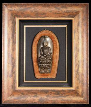 Tibetan Copper Buddha
