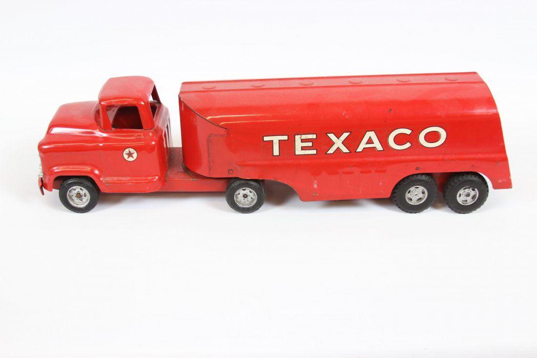 Buddy L Texaco Tanker