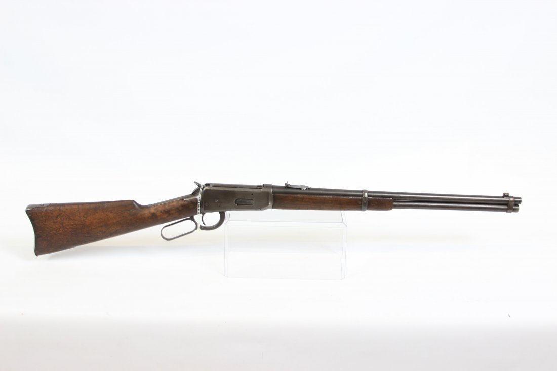 1894 Winchester Saddle  Ring  Lever Action Rifle