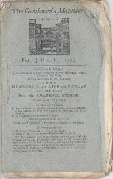 1020: 1775 BATTLE OF BUNKER HILL NEWS MAGAZINE