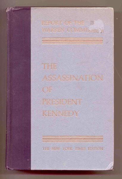 512: PRESIDENT GERALD R. FORD BOOK SIGNED - JFK
