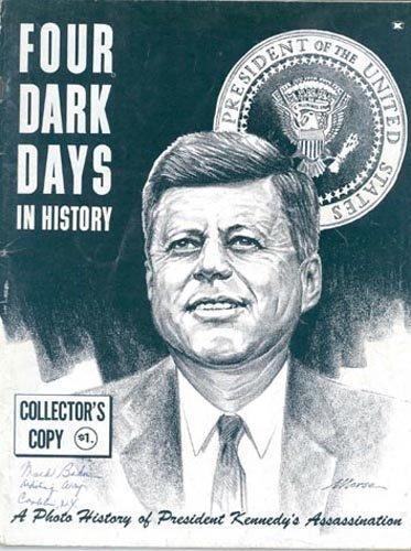 721: (JFK) & (RFK) MAGAZINES ARCHIVE