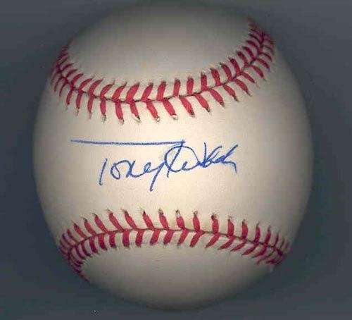 1274: TONY KUBEK SIGNED OFFICIAL AL BALL - PSA/DNA COA