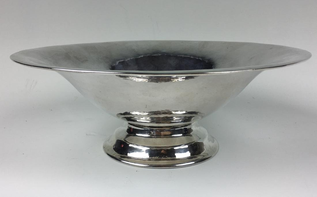 Rare Clemens Friedell Sterling Silver Compote