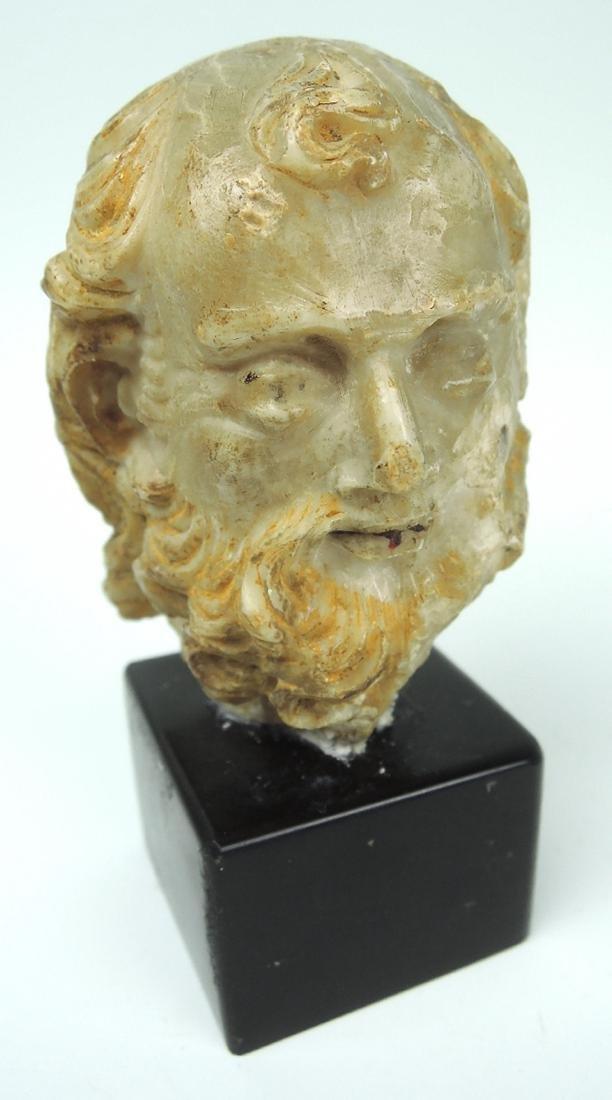 Ancient Roman Head Fragment