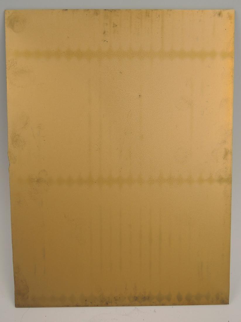 James Bert Barton Orotone (Gold Tone) Waterfalls - 2