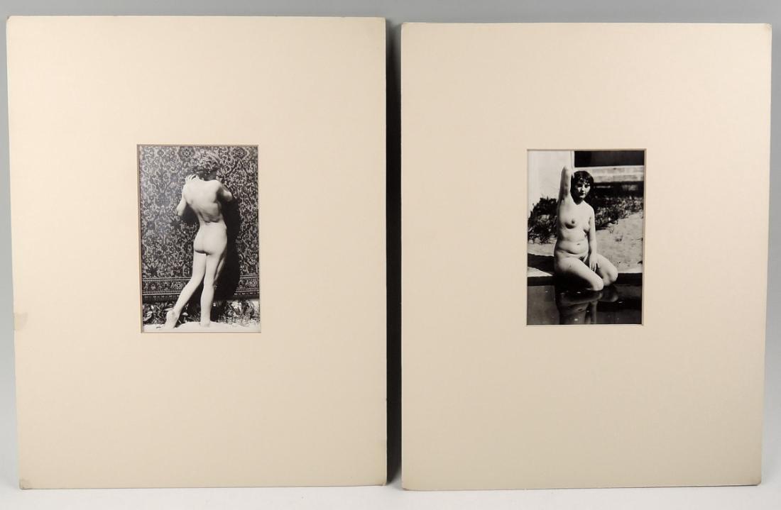 Pair Nude Photos-Arthur Albert Allen