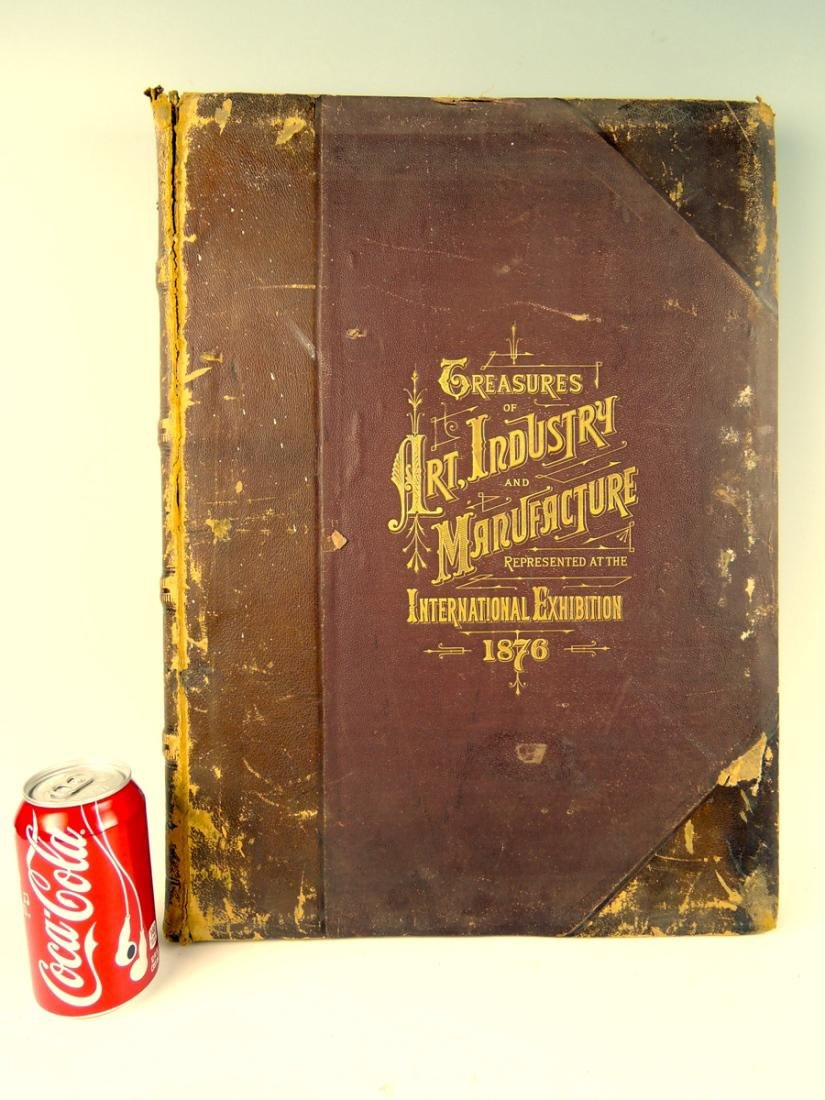 Illustrated Book International Exhibition 1876