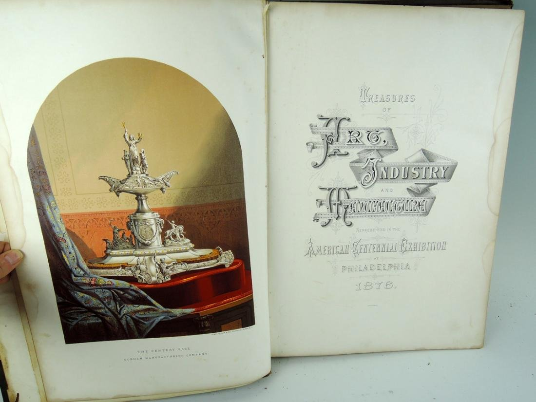 Illustrated Book International Exhibition 1876 - 2