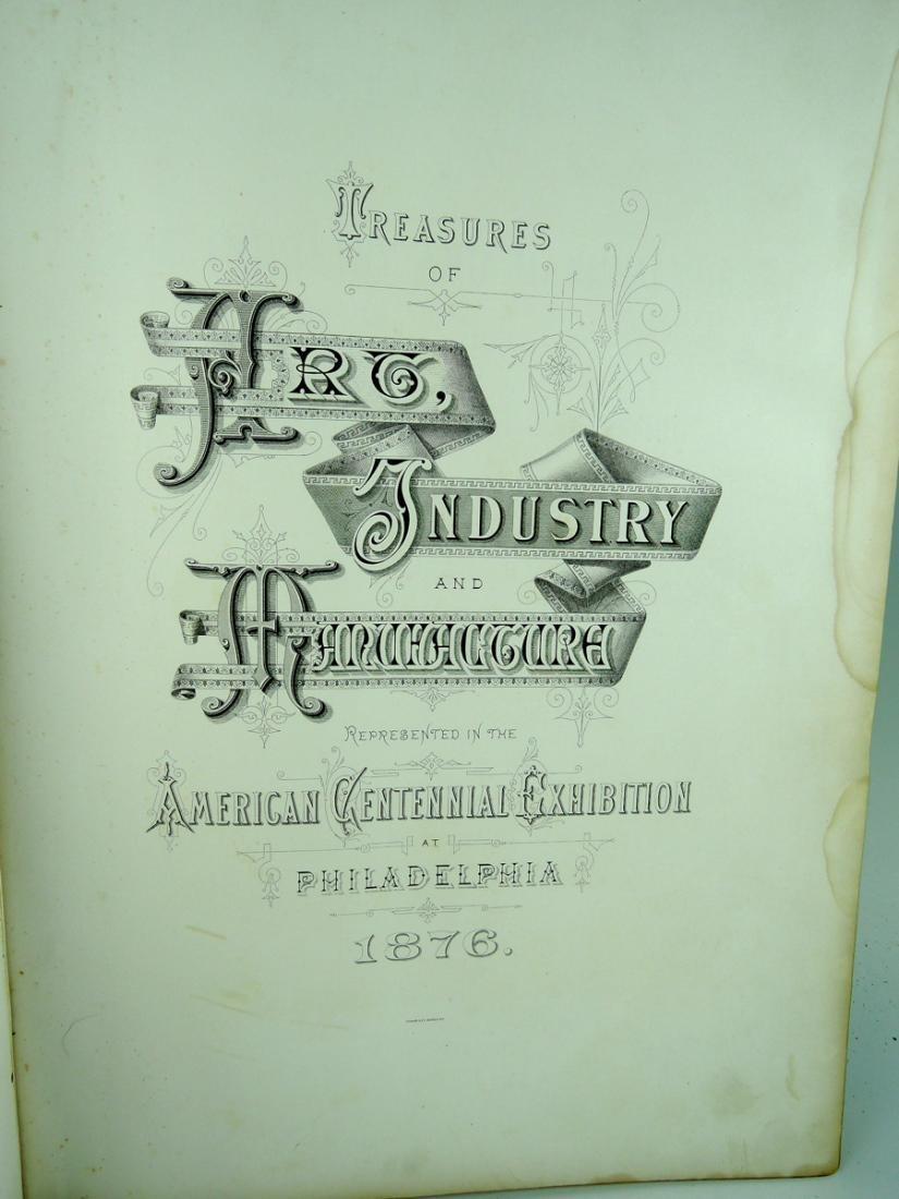 Illustrated Book International Exhibition 1876 - 3