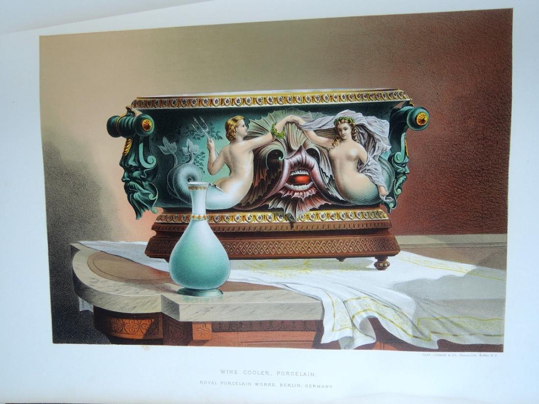 Illustrated Book International Exhibition 1876 - 8