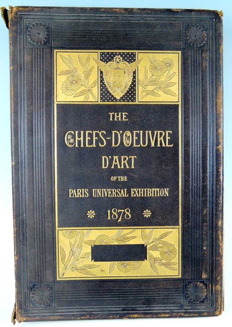 Chefs-Doeuvre of Paris Universal Exhibition 1878