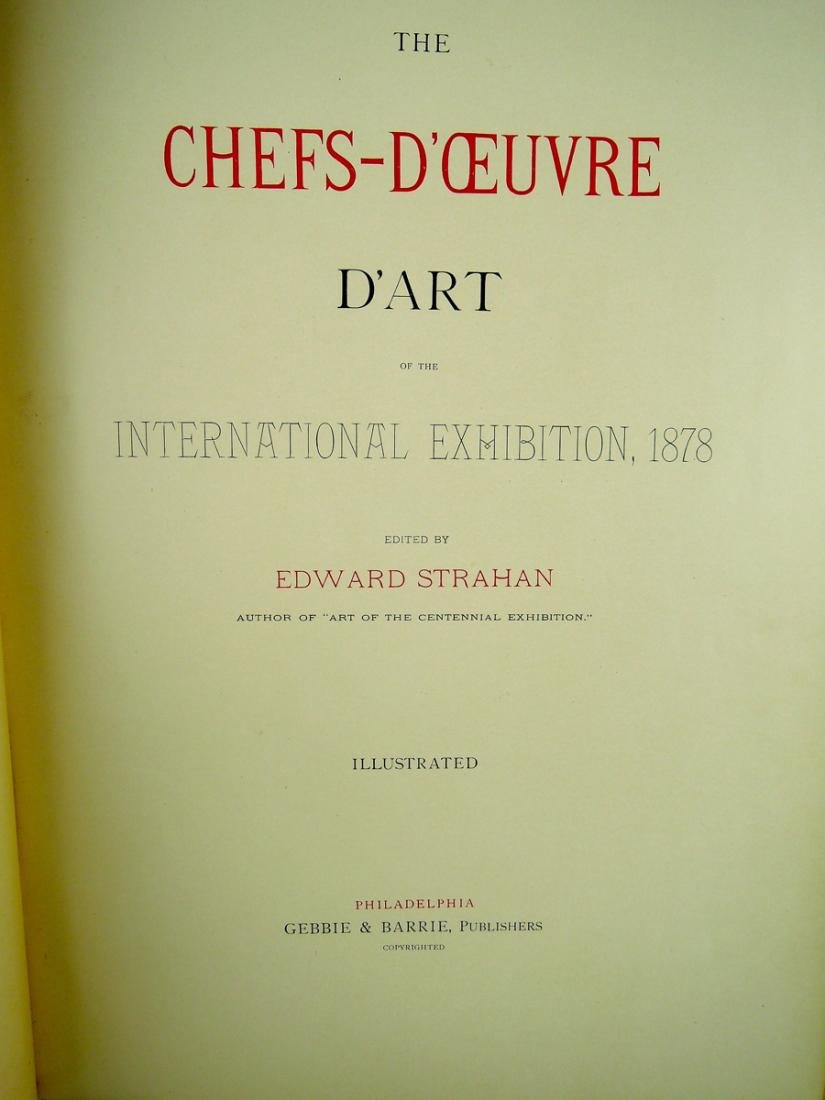 Chefs-Doeuvre of Paris Universal Exhibition 1878 - 2