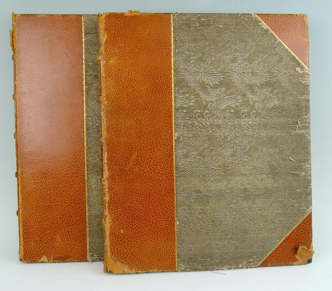 2 1901 Books, The Art of Japan Vol I & II