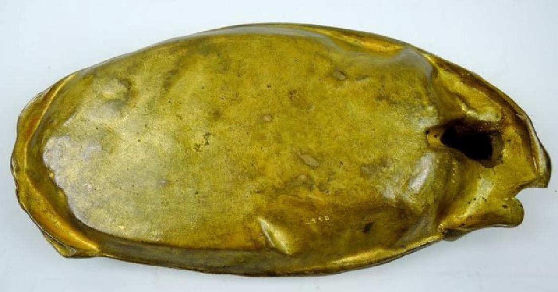Chiparus Art Nouveau Snail Dish - 3