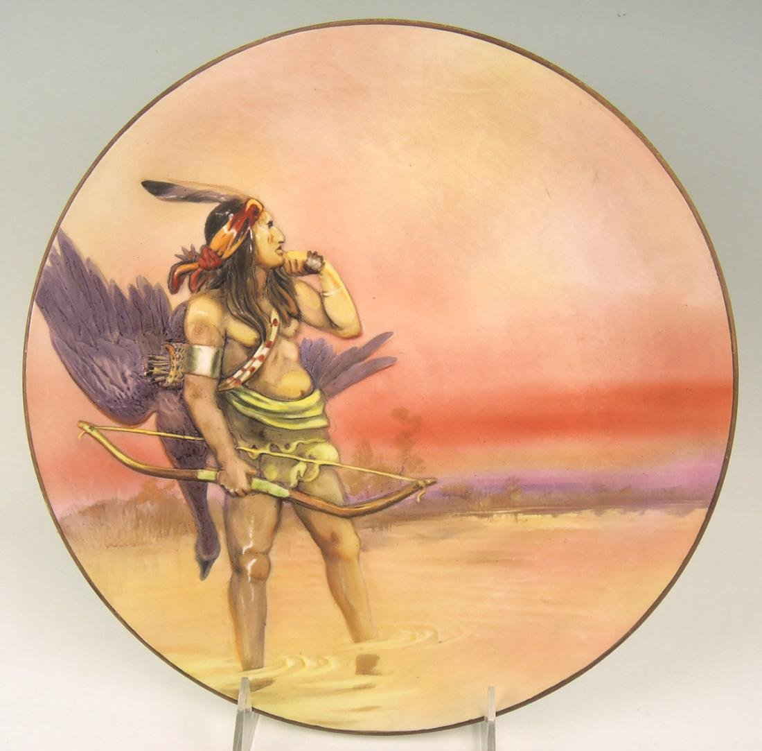 Nippon Blowout Indian Plate