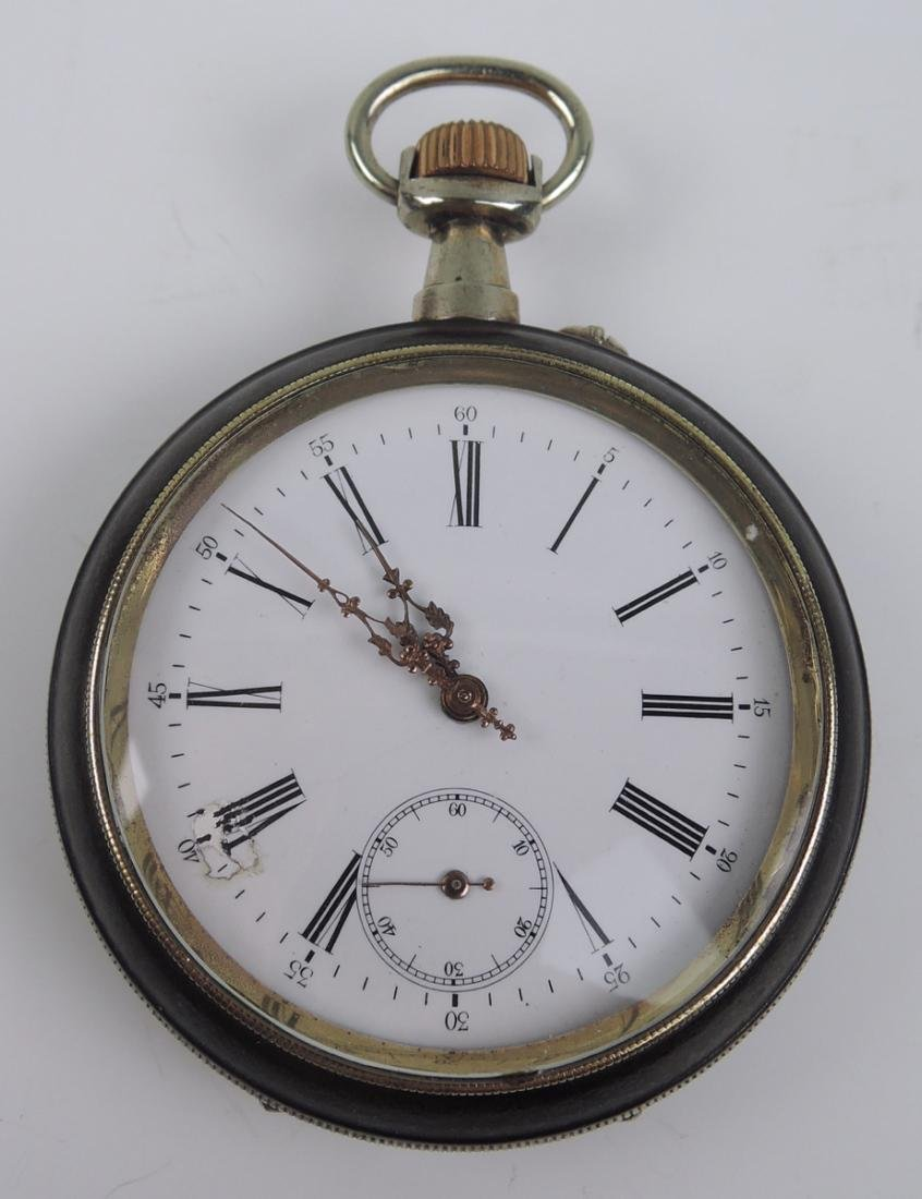 Antique Erotic Pocket Watch w Nude