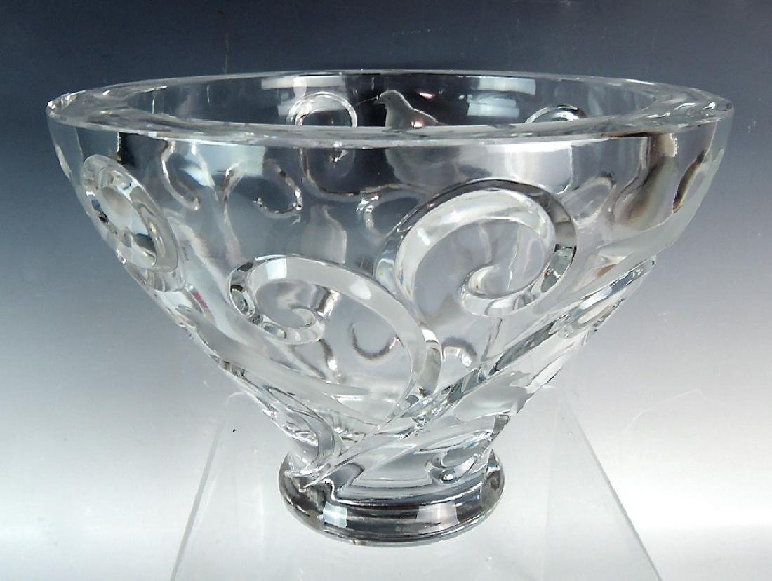 Lalique Verone Bowl