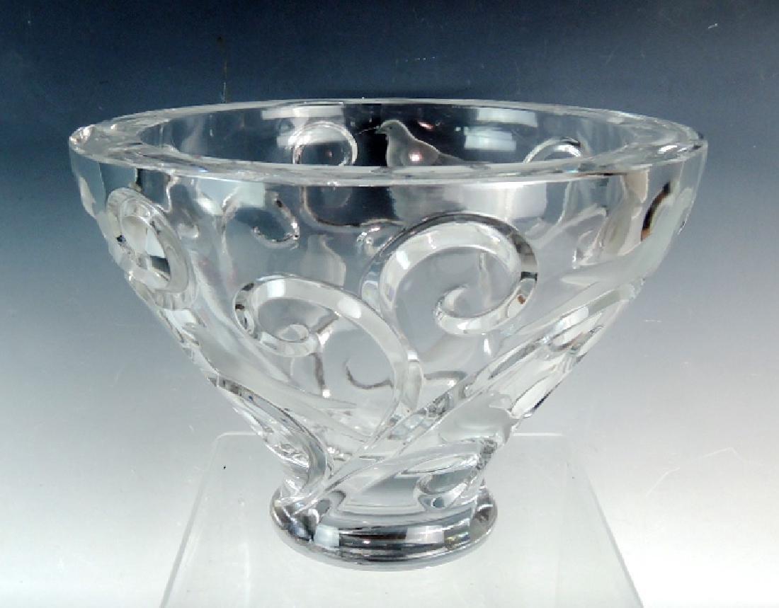 Lalique Verone Bowl - 3