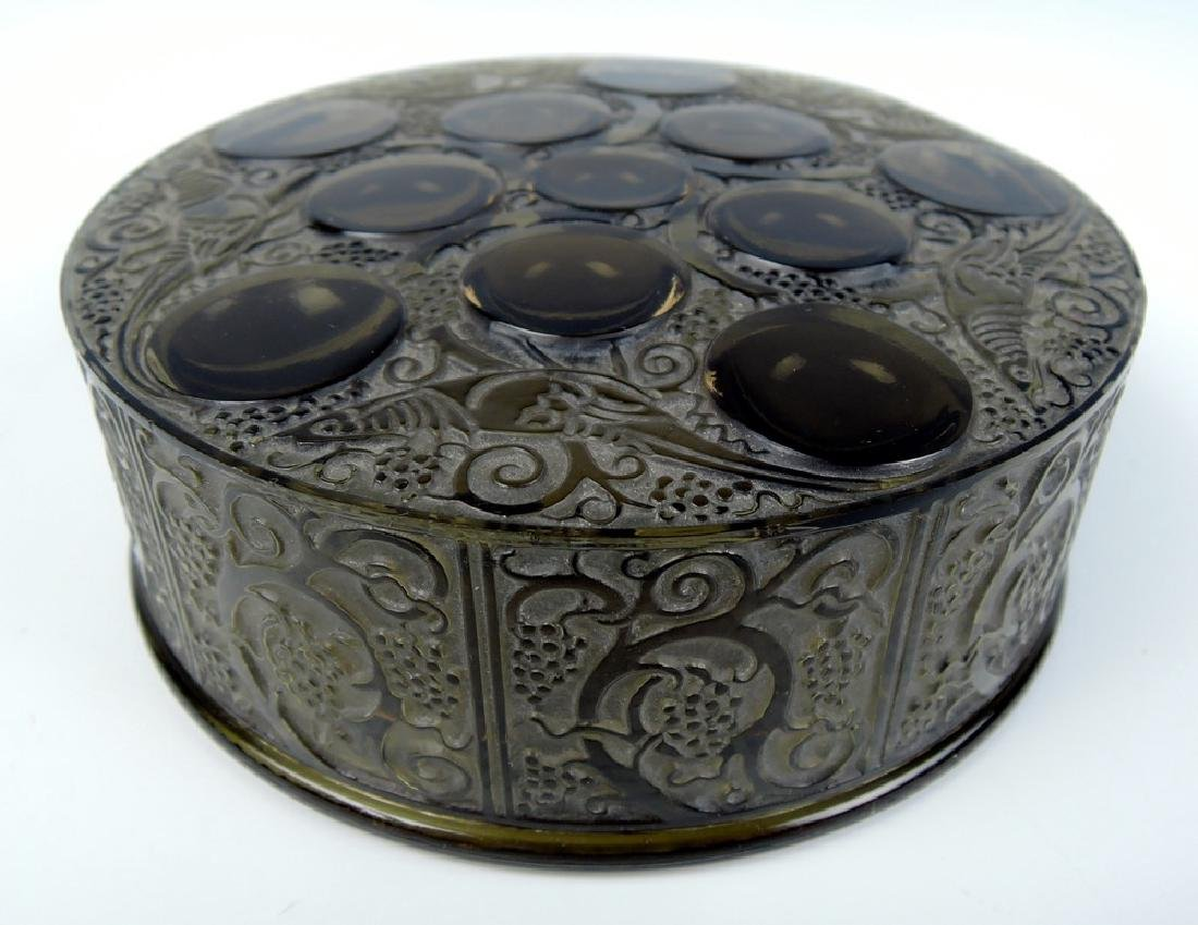 R. Lalique Covered Box
