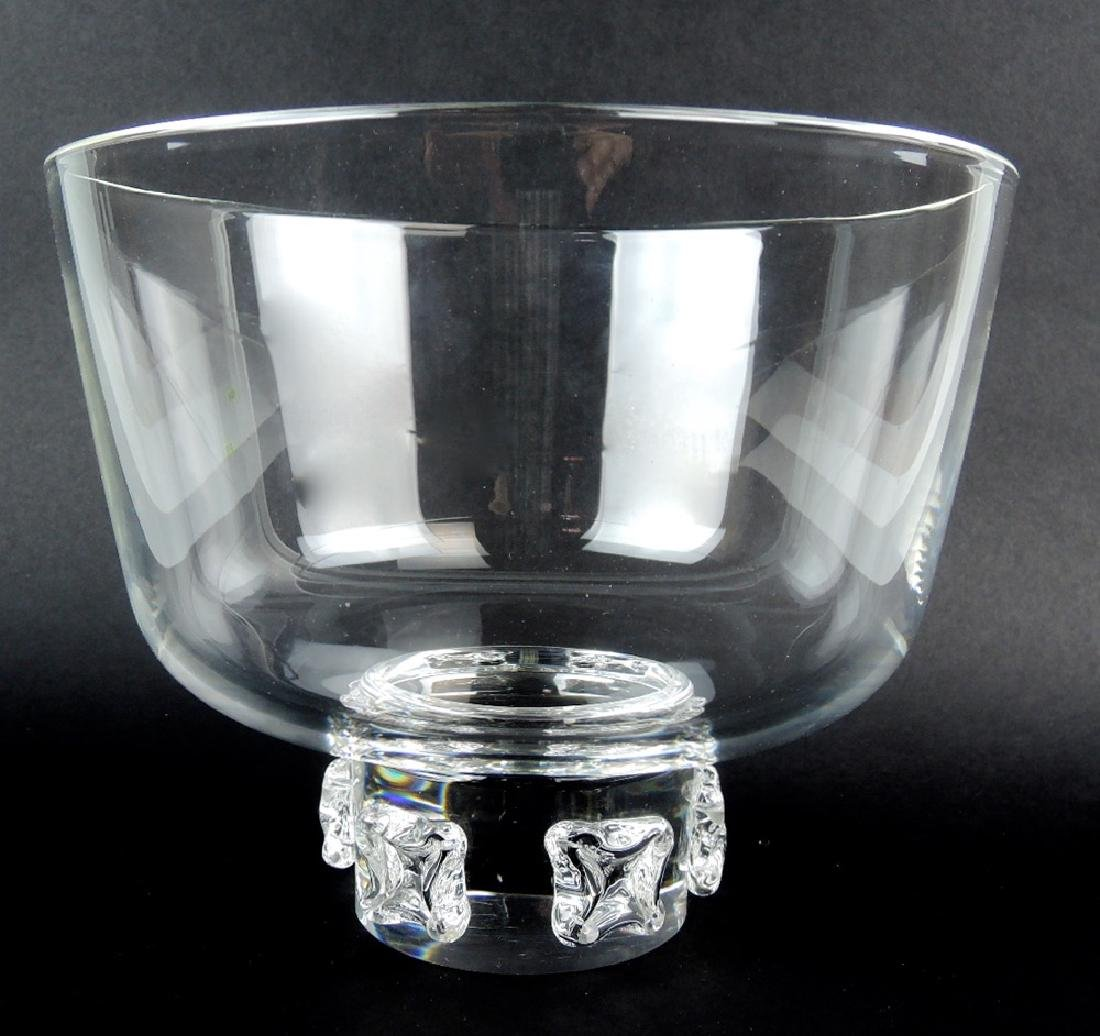 Steuben Crystal Bowl with Original Box