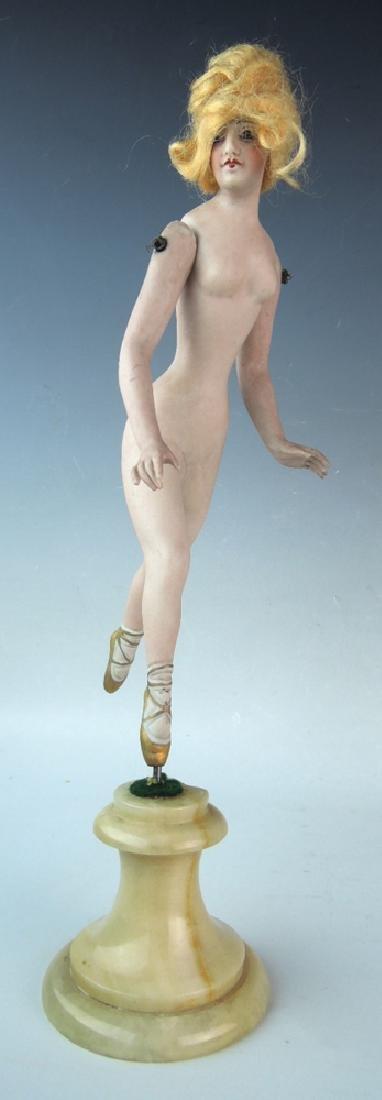 Bisque Bathing Beauty Dancer - 2