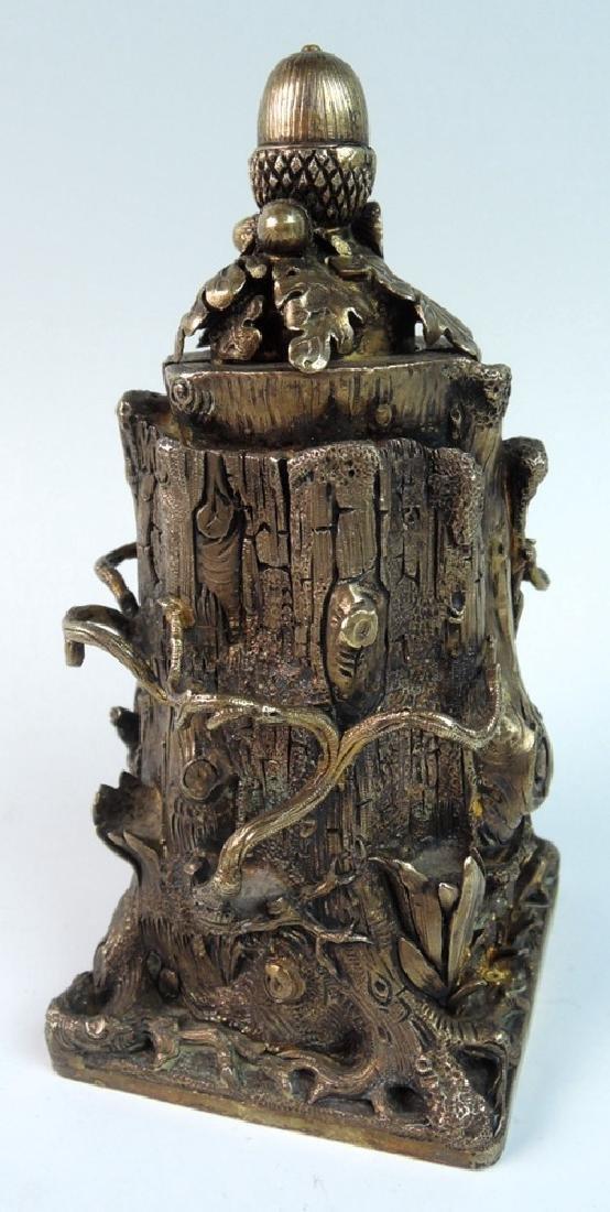 Unusual Tree Trunk Cigar Lighter - 4