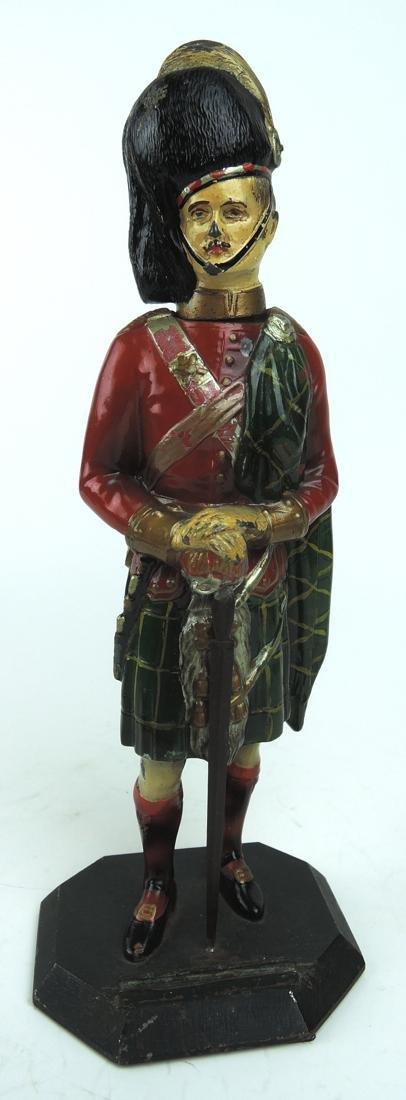Scotsman in Kilt Cigar Lighter