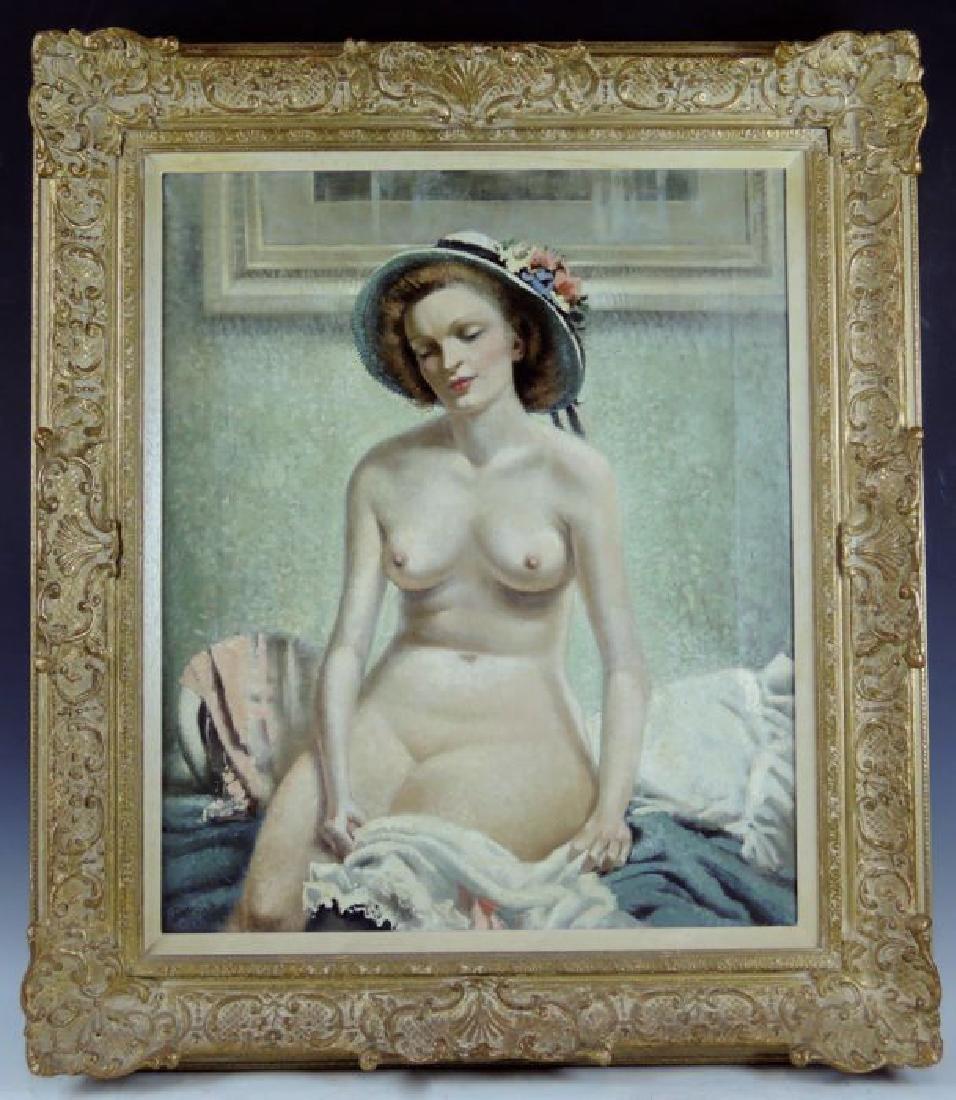 Arthur Royce Bradbury Portrait Painting - 2