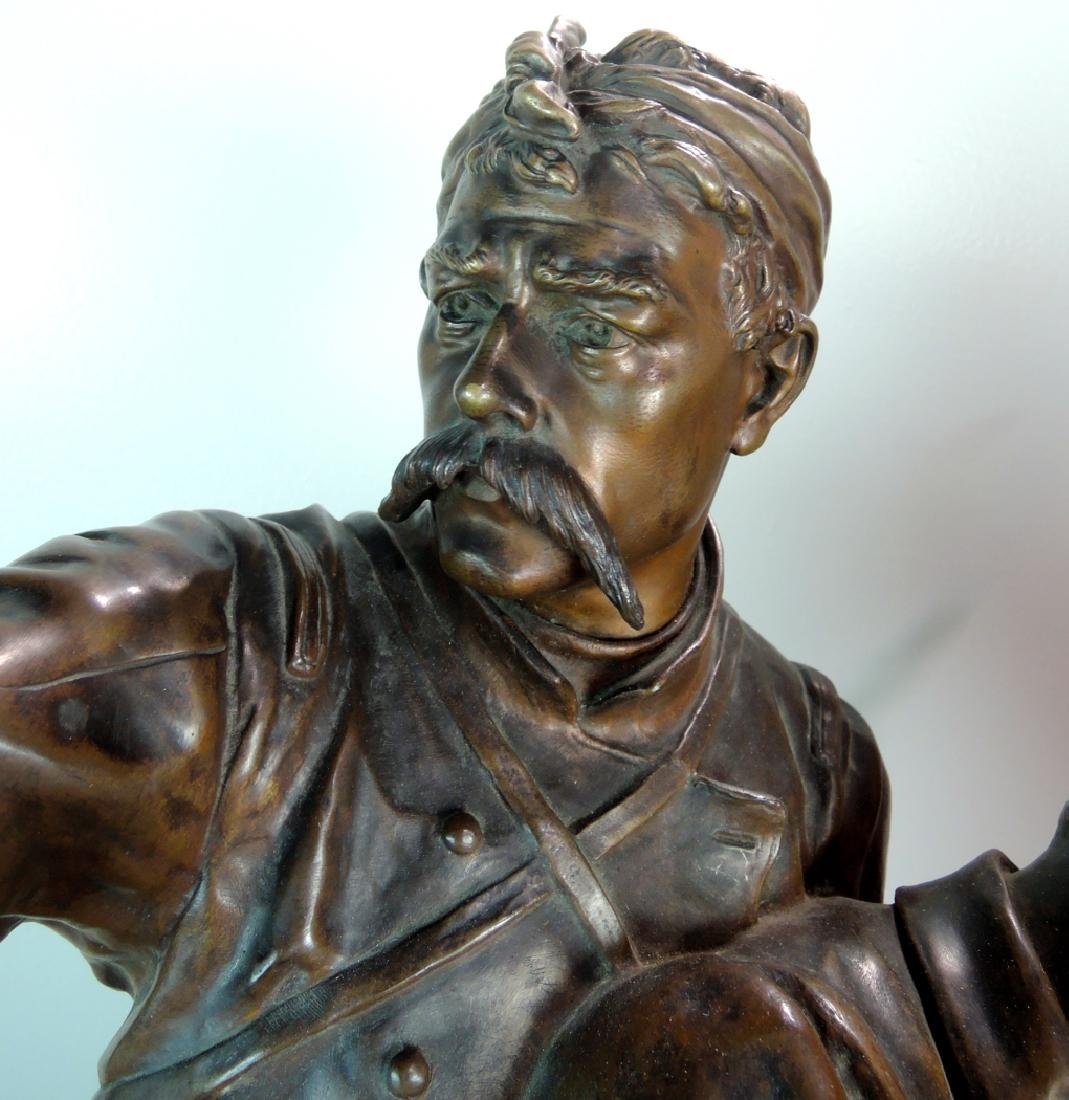 Jean-Louis Gregoire Monumental Bronze - 4