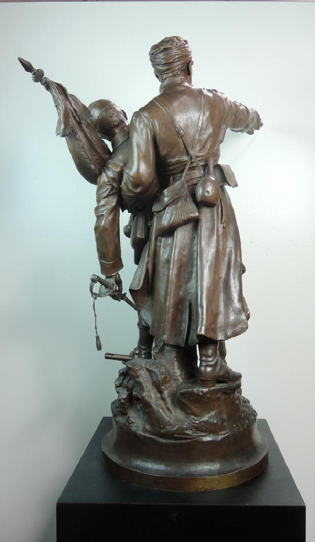 Jean-Louis Gregoire Monumental Bronze - 8