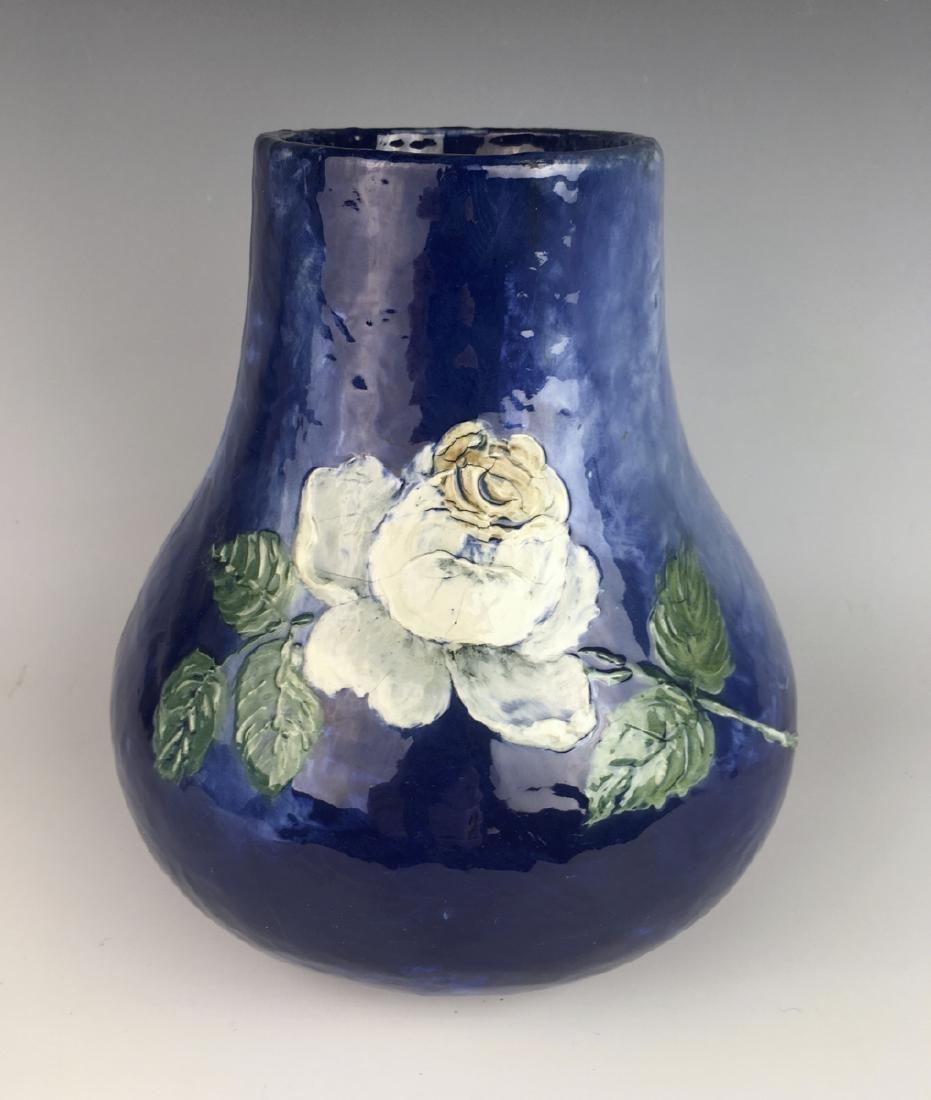 T.J. Wheatley Flower Vase C. 1880