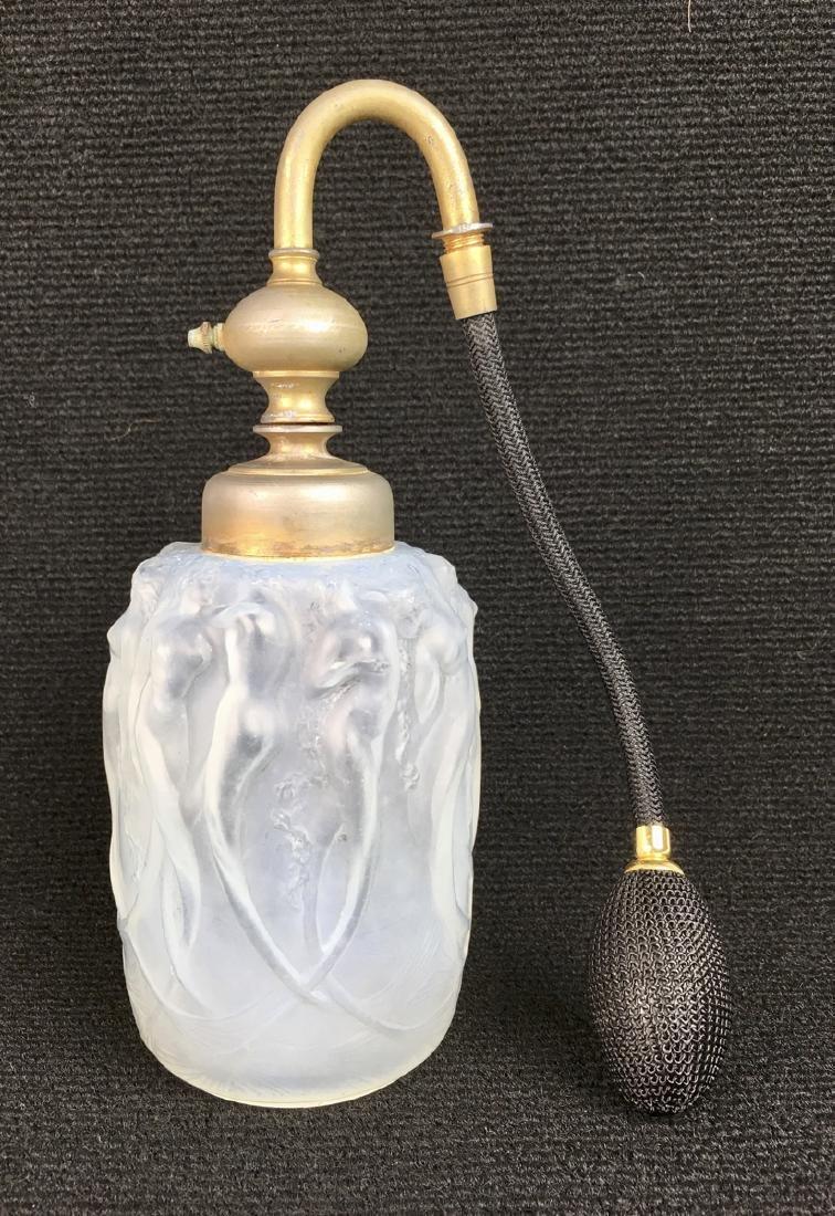 "R. Lalique ""Sirenes"" Atomizer"