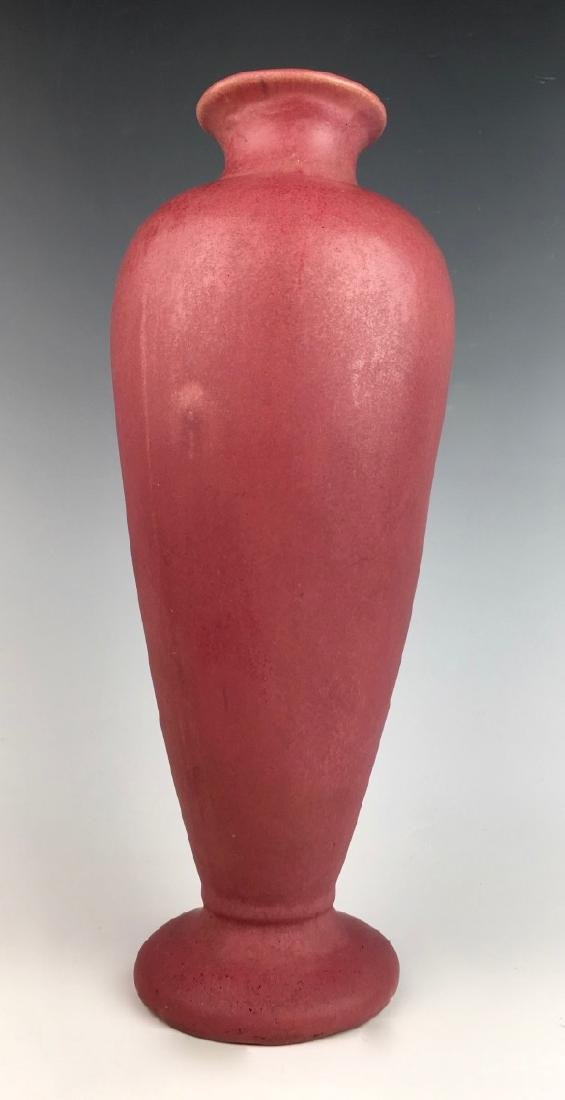 Fulper Tall Plum Vase - 3