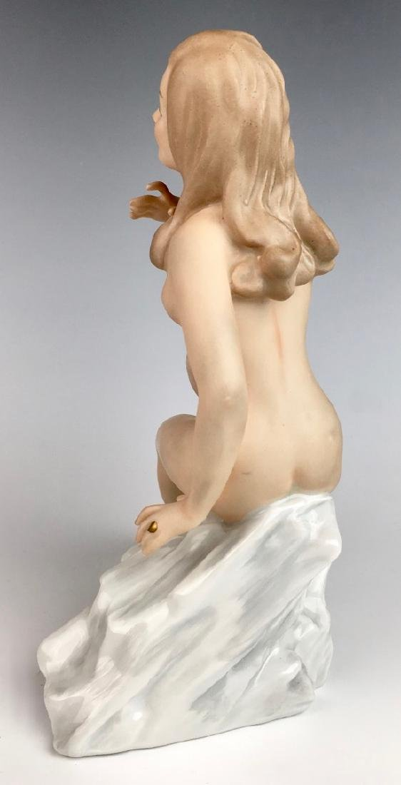 Nude Bisque Lady Figurine by Wallendorf - 3