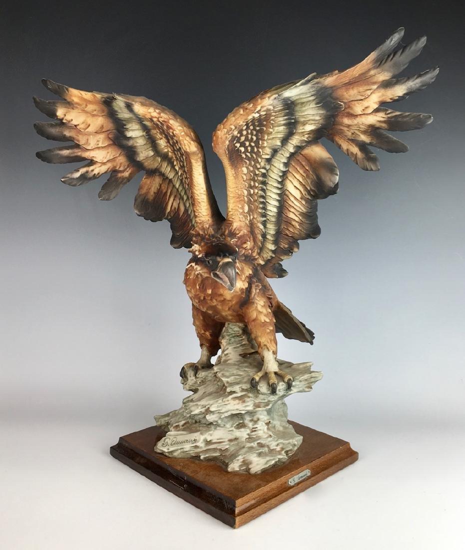 Armani Resin Eagle Statue