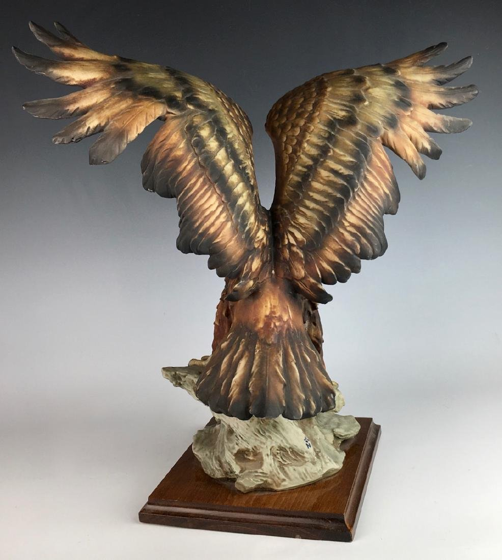 Armani Resin Eagle Statue - 3