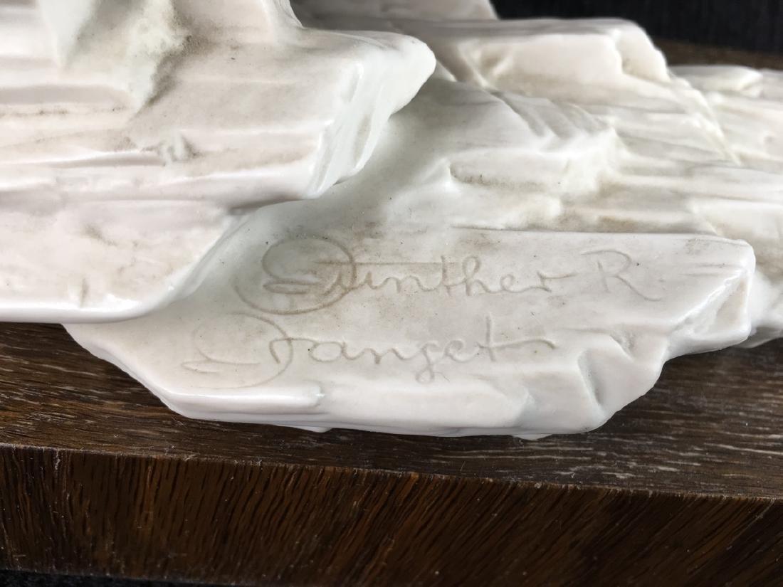 """Hutschenreuther """"Sea Frolic"""" Bisque Figurine - 3"""