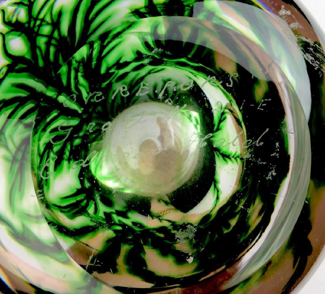 Edward Hald Orrefors Graal Vase - 3