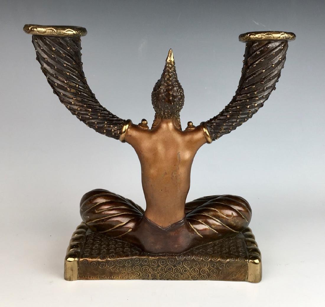 "Erte Bronze ""Fortune"" - 2"