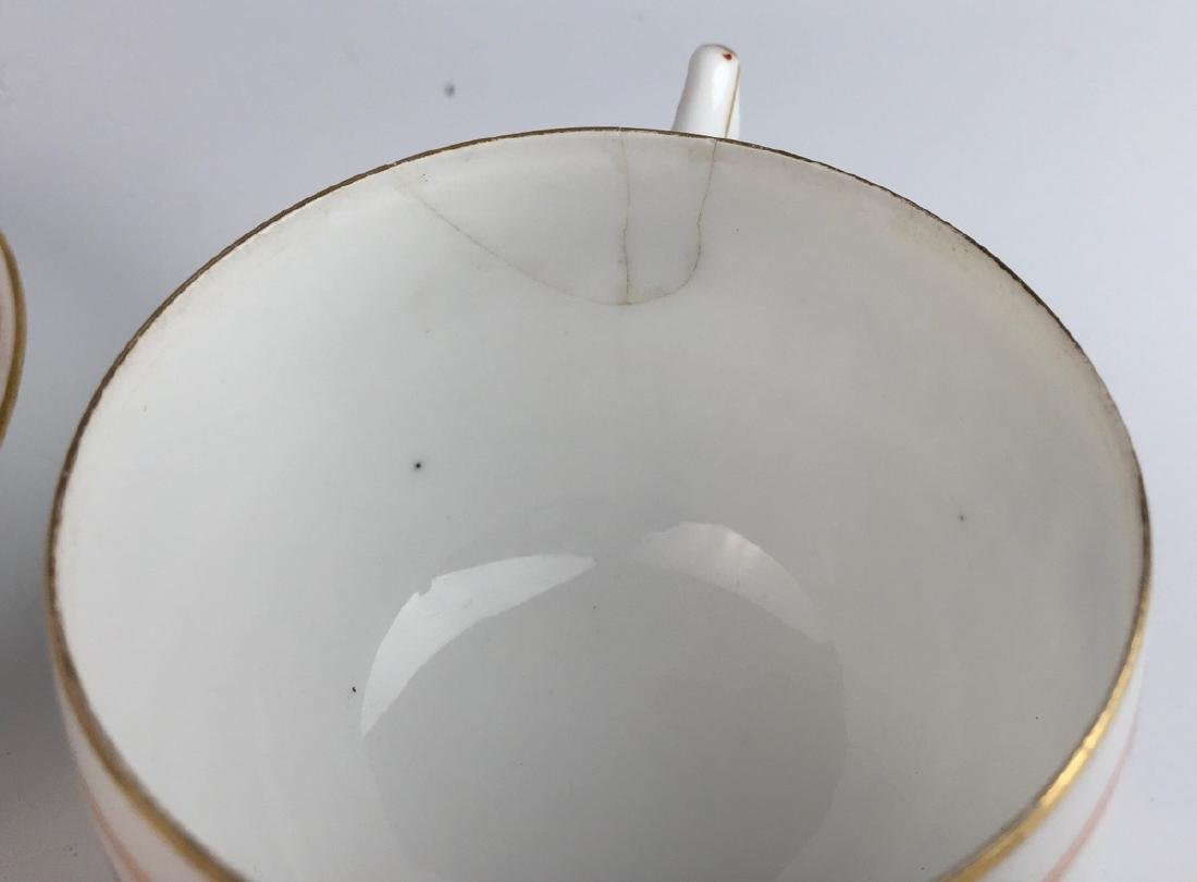 Russian Cup & Saucer Marked Kornilov C. 1900 - 5