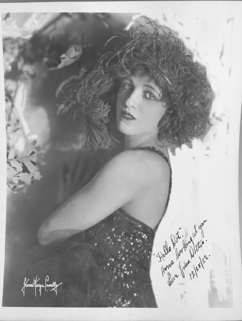 12 Silent Screen Actors Autographed Photos - 2